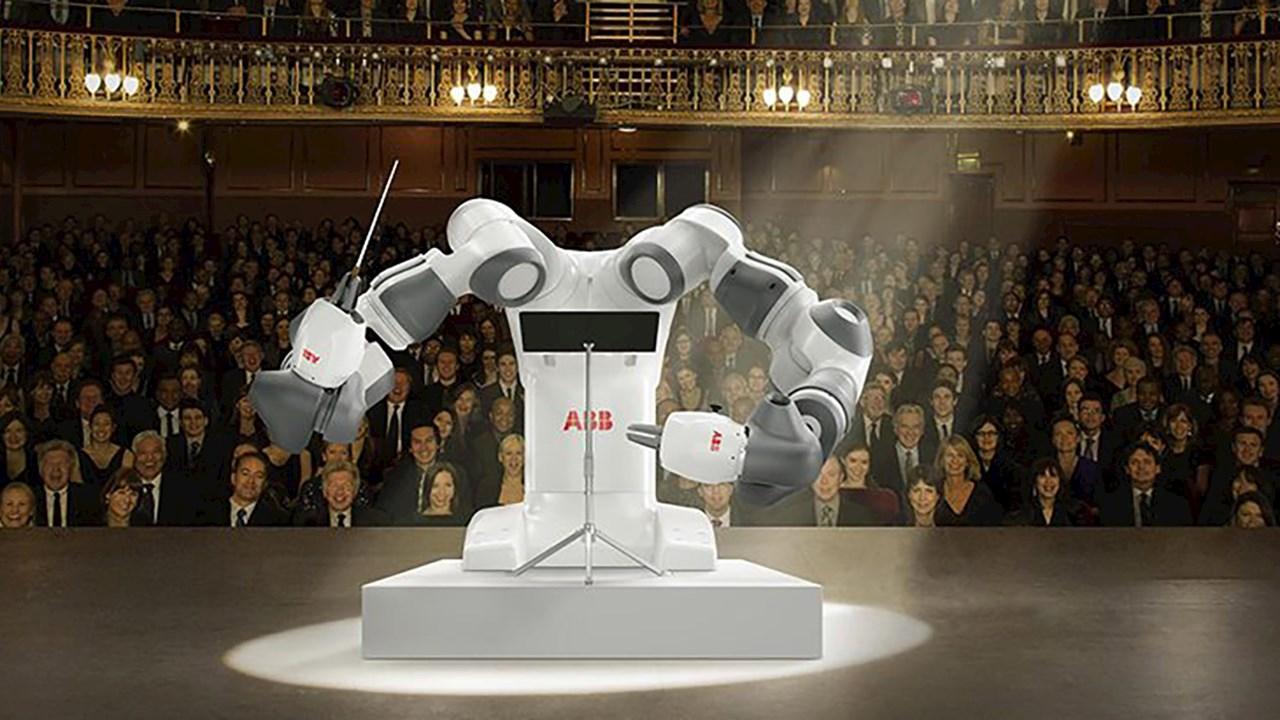 Il rivoluzionario robot collaborativo YuMi®  compie 5 anni