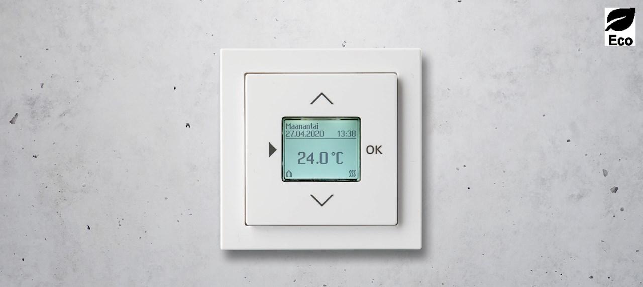 Ny digital termostat fra ABB - Alt i ett