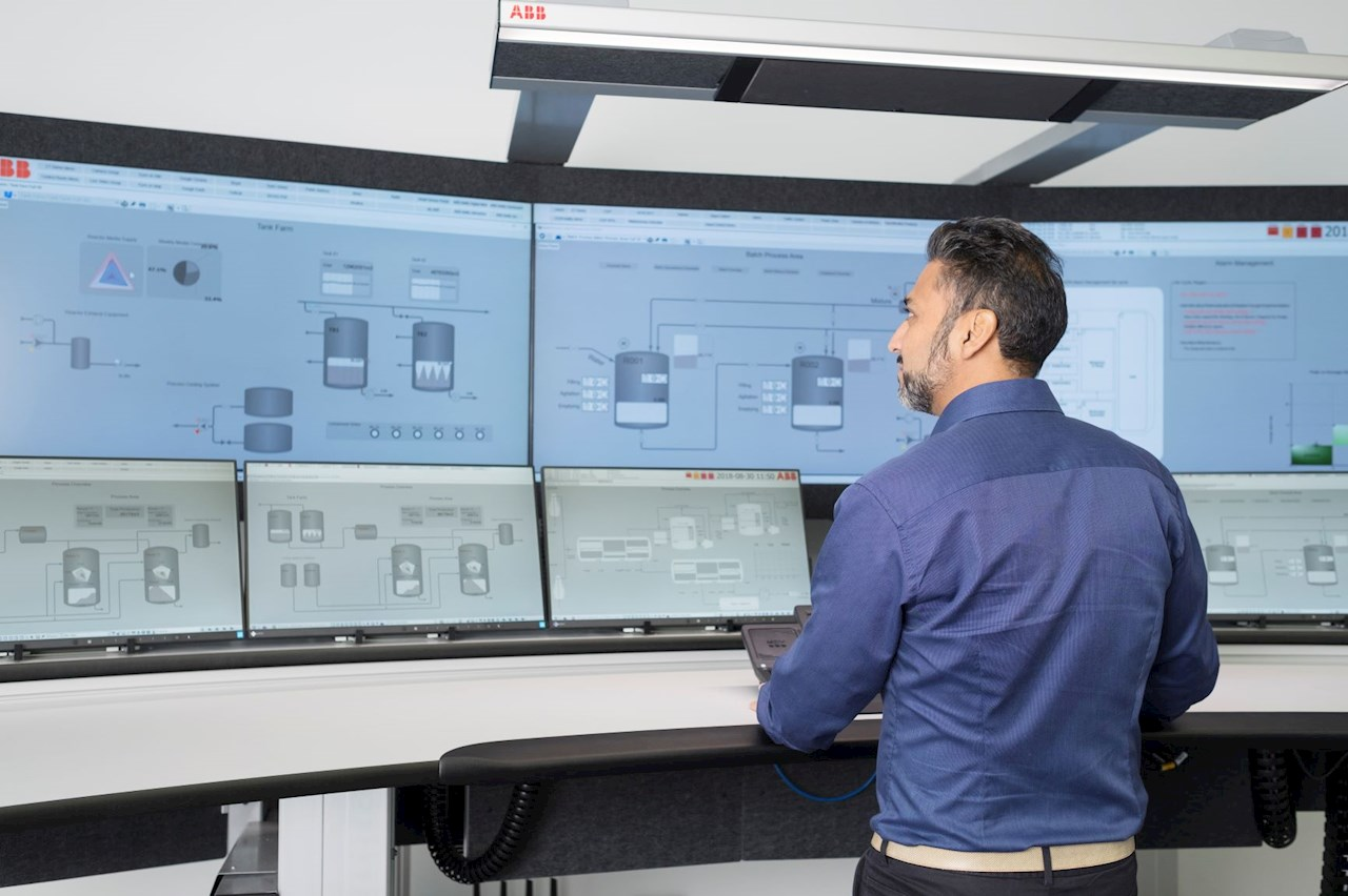 Market-leading ABB Ability™ System 800xA automation improves process control for customers across industries