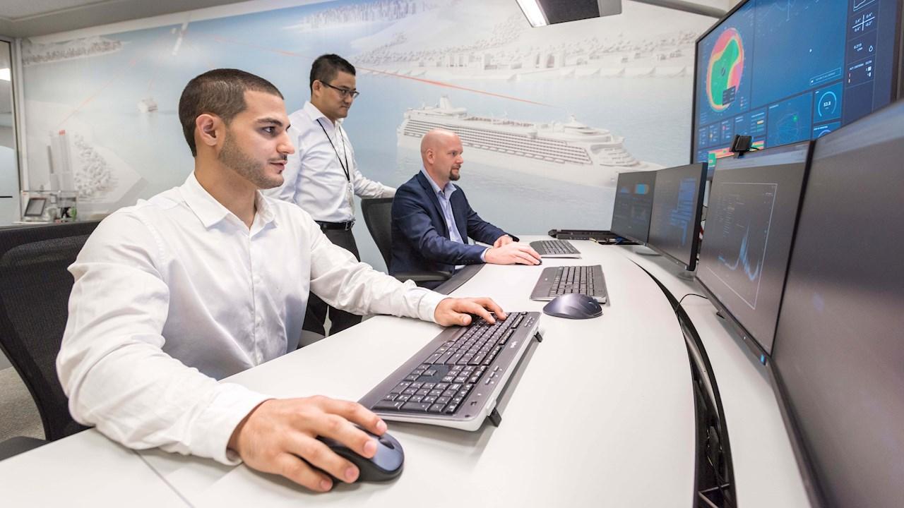 Remote diagnostics: fresh push for the digital shift in shipping