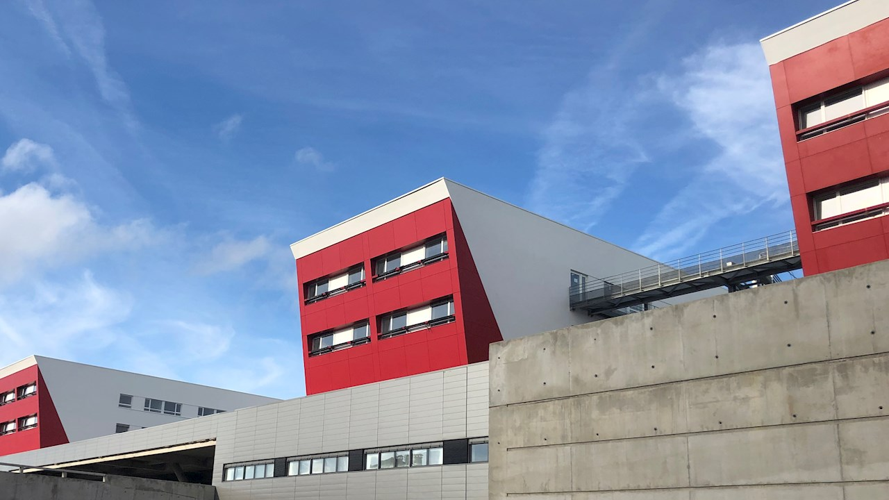 ABB's smart solutions safeguard power of new hospital in France