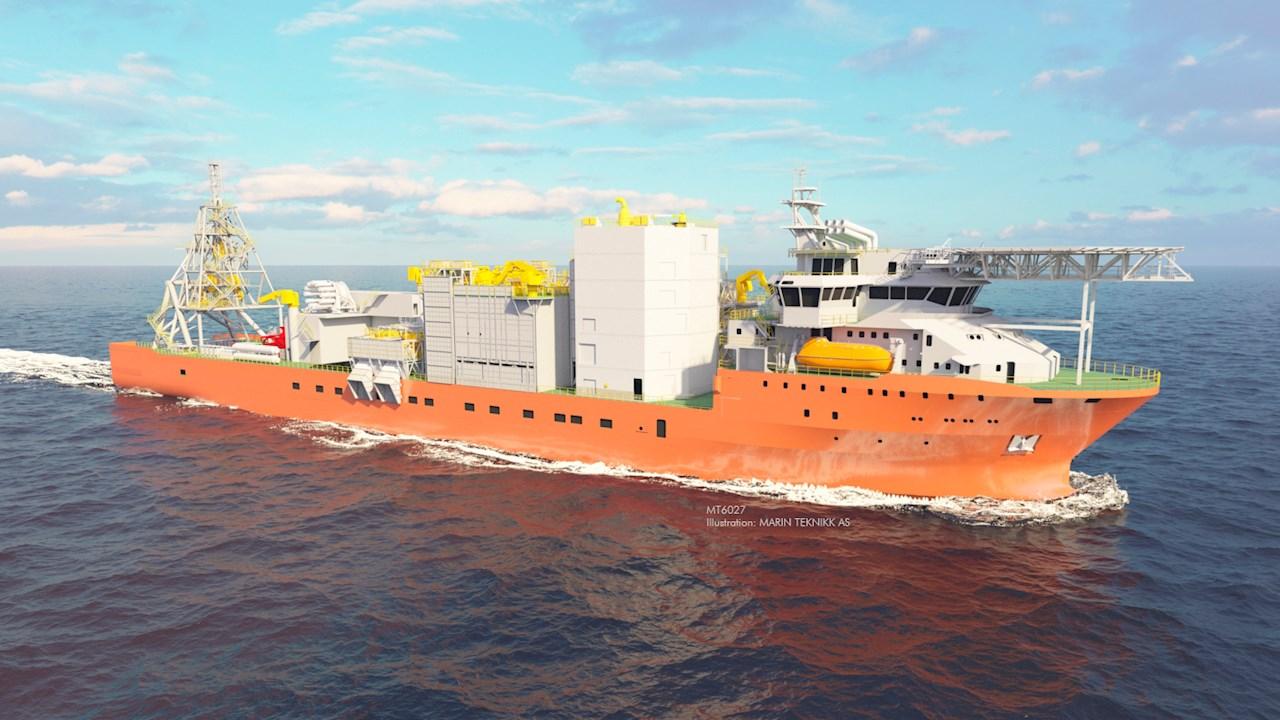 АББ ще захранва най-големия кораб за добив на диаманти на De Beers