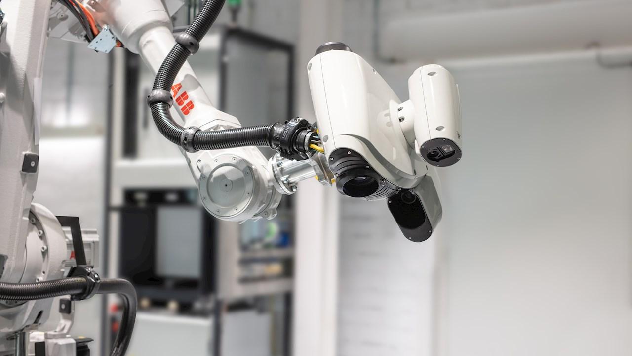 La nueva célula robotizada de inspección 3D de ABB hace que las pruebas de control de calidad sean diez veces más rápidas