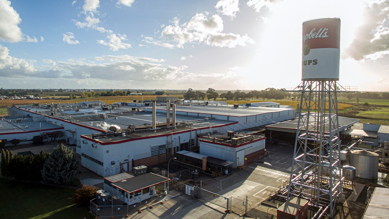 Campbell Australasia cuts costs with SynRM