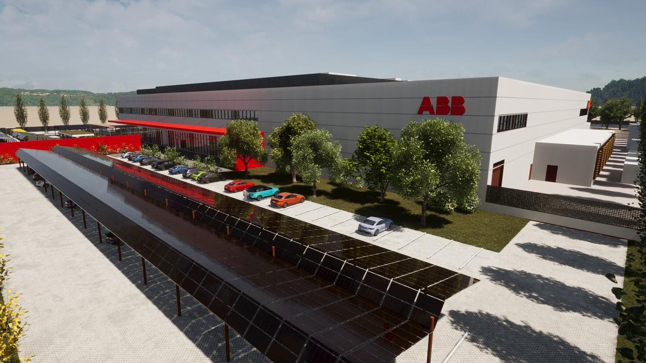 Η ΑΒΒ πρωτοπορεί με εγκαταστάσεις 30 εκατ. δολαρίων για την κάλυψη της παγκόσμιας ζήτησης σε ταχυφορτιστές