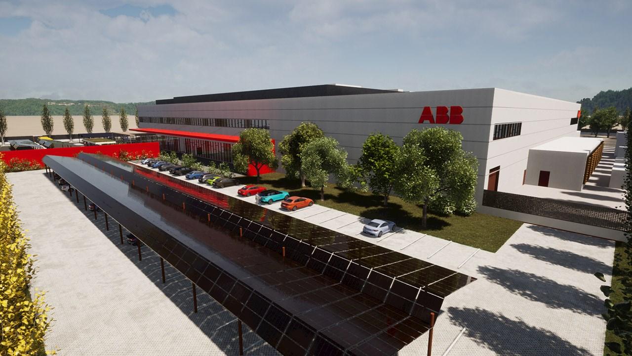 ABB pose la 1ère pierre d'un site de 30 millions USD destiné à la fabrication de chargeurs de véhicules électriques.