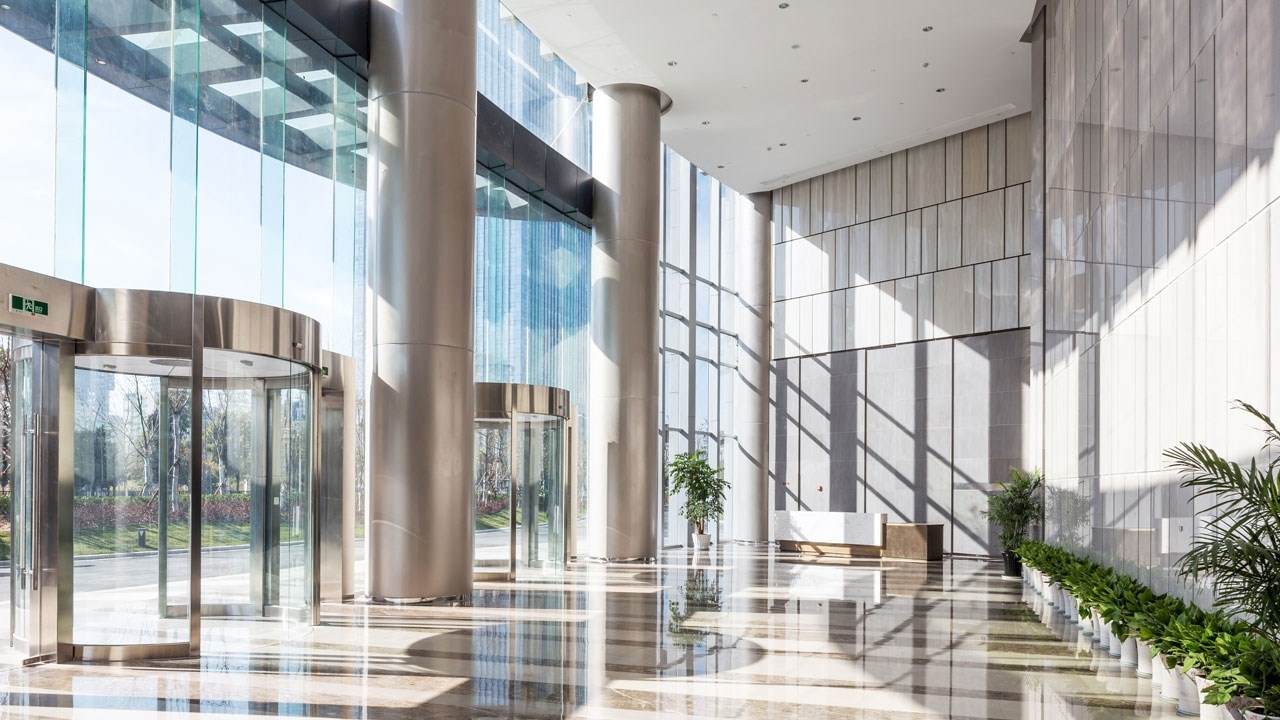 ABB's Evago® fills a gap for architectural emergency lighting