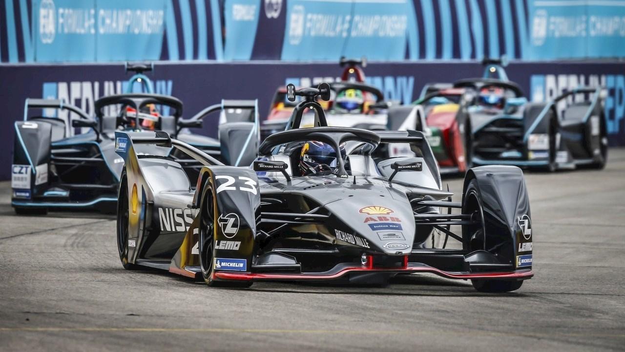 La FormuleE ABB revient dans un affrontement de six courses à Berlin