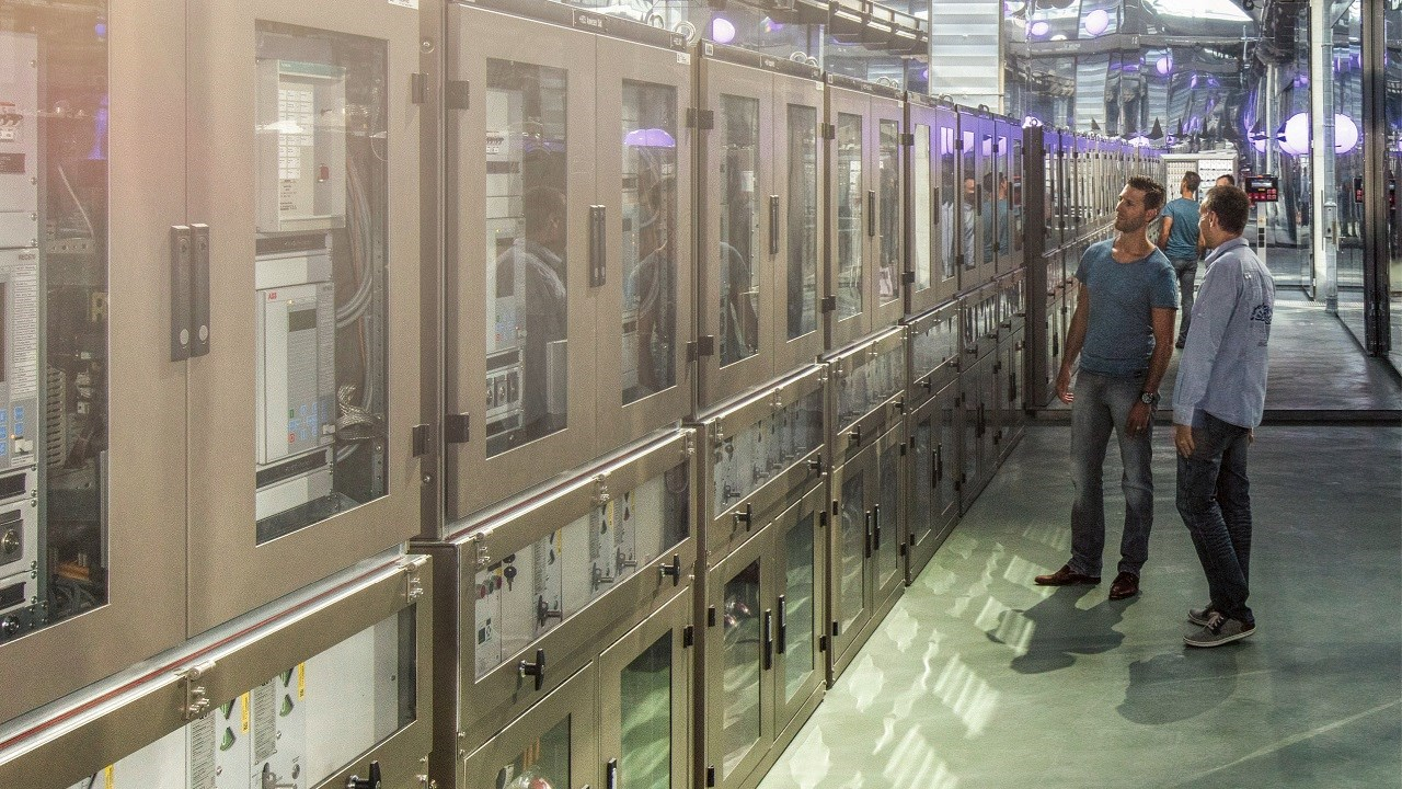 The quest for energy efficiency reaches new heights