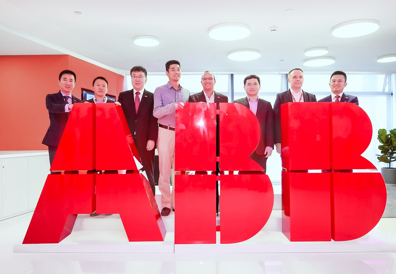 ABB Open Innovation Center Inaugurated in Shenzhen