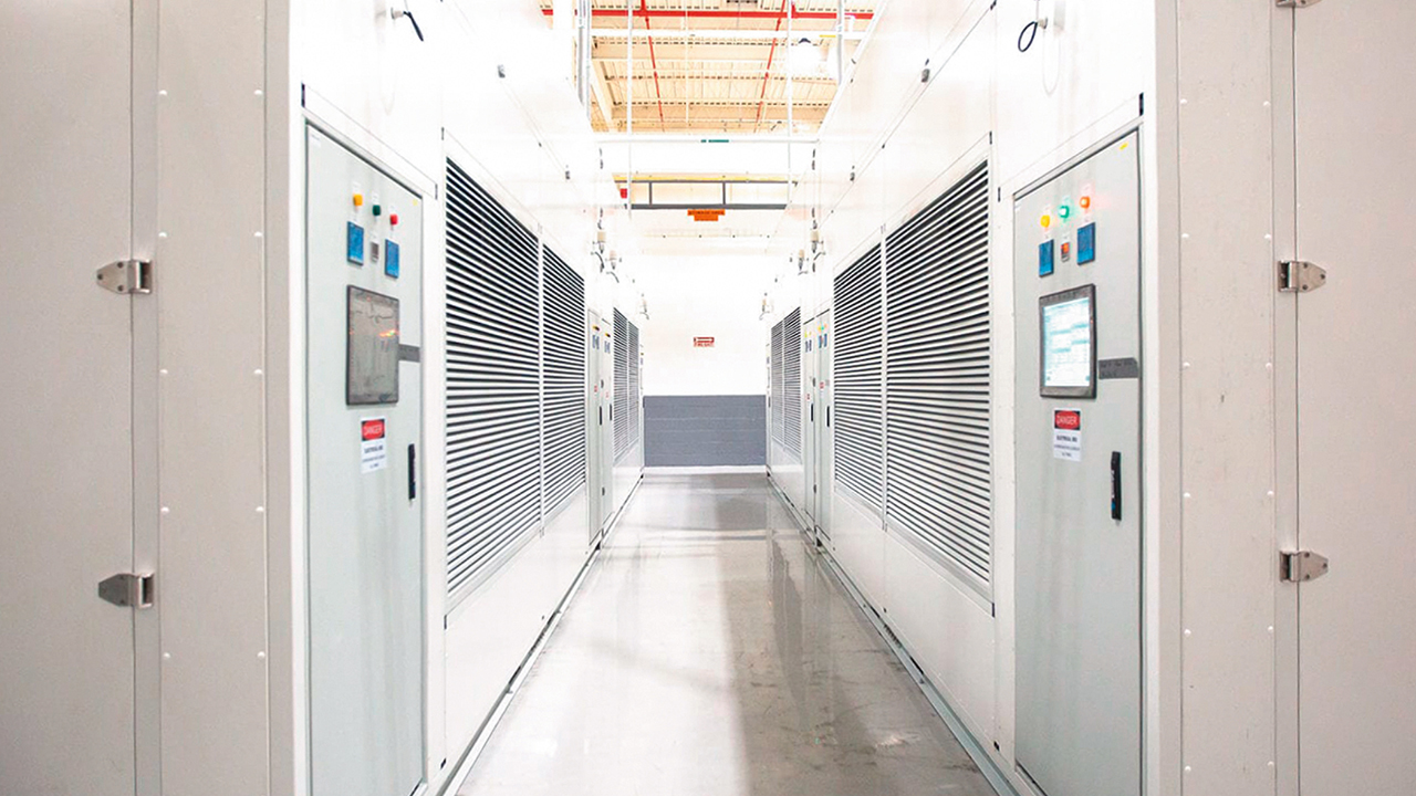 03 Modern data centers need industrial-scale automation if they are to run efficiently and reliably.