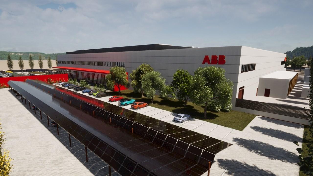 ABB inicia las obras de una planta de 30 millones de dólares para fabricar cargadores de vehículos eléctricos