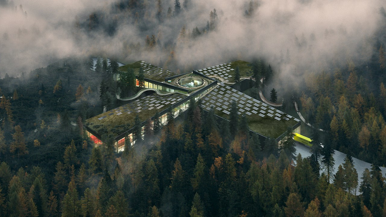 The Plus - Vestre factory to be built in Magnor, Norway