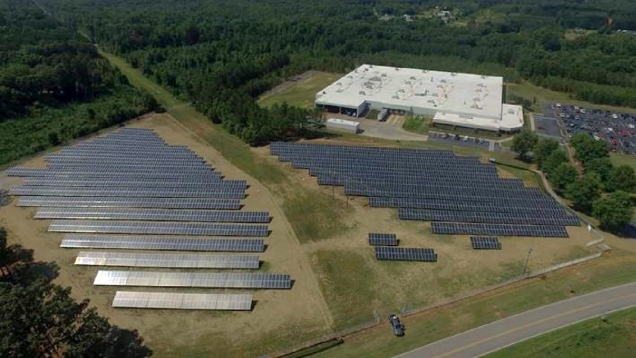 ABB's Belton, S.C., facility leads by example in a four-year sustainability journey