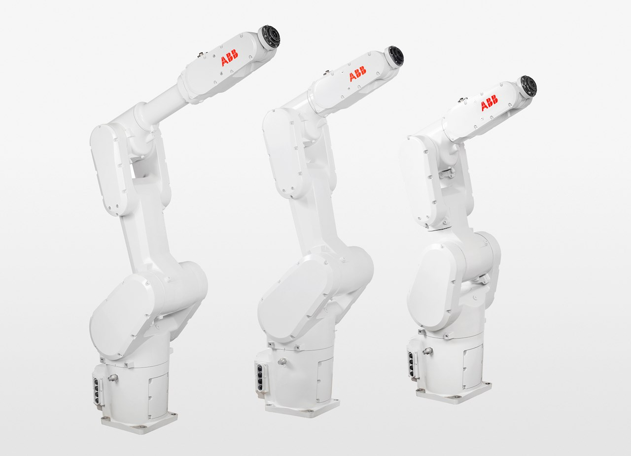 ABB's new IRB 1300 robot family