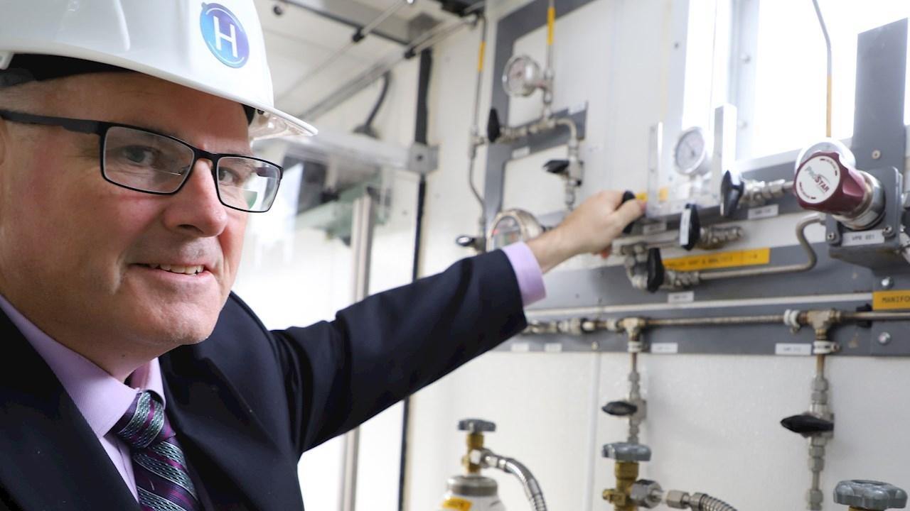 ABB e Hydrogen Optimized estudian el desarrollo de sistemas de producción de hidrógeno verde a gran escala