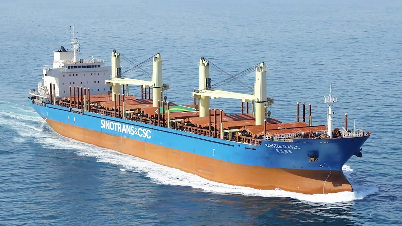 Shanghai Shipping Company to save thousands of tons of fuel annually thanks to ABB Ability™ solution