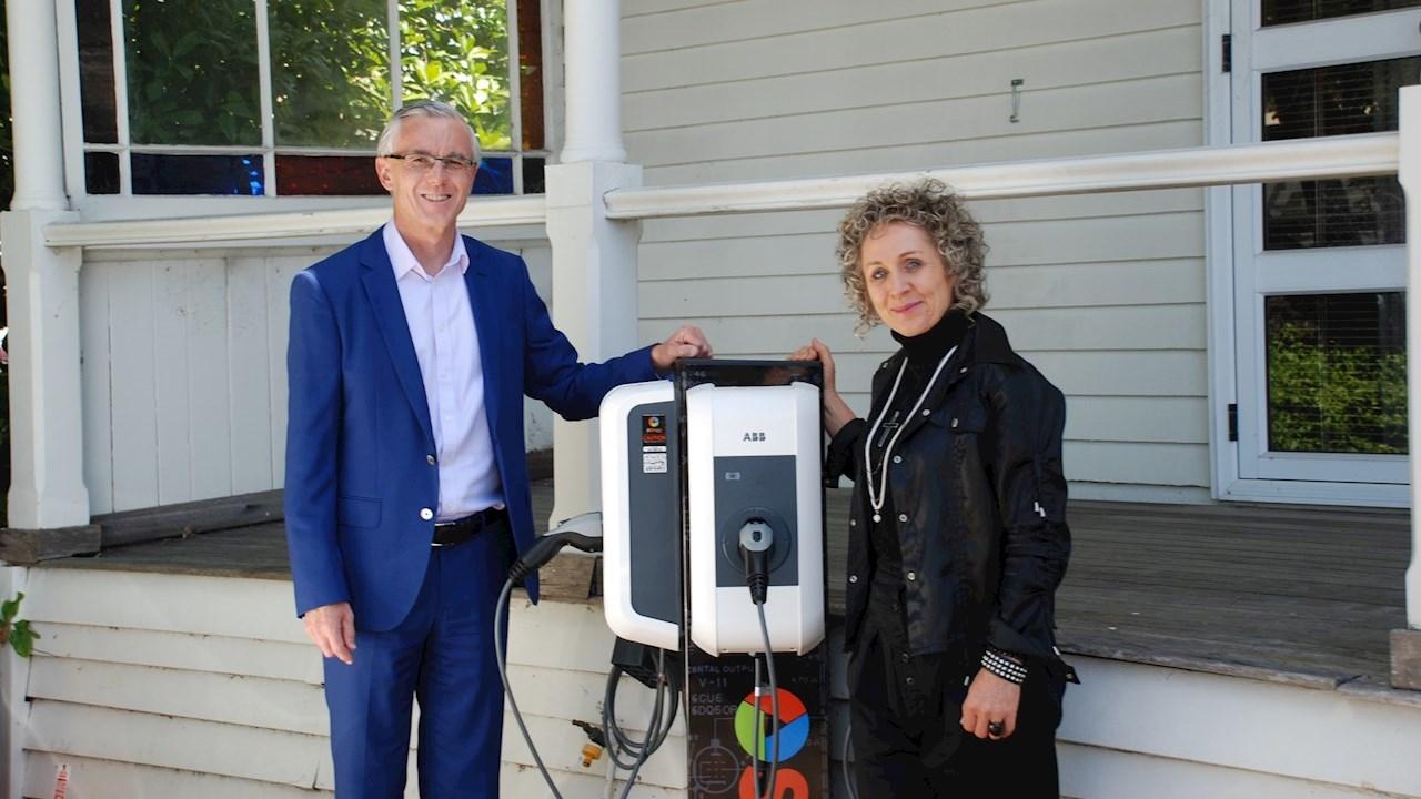 Helping Asthma New Zealand breathe easy