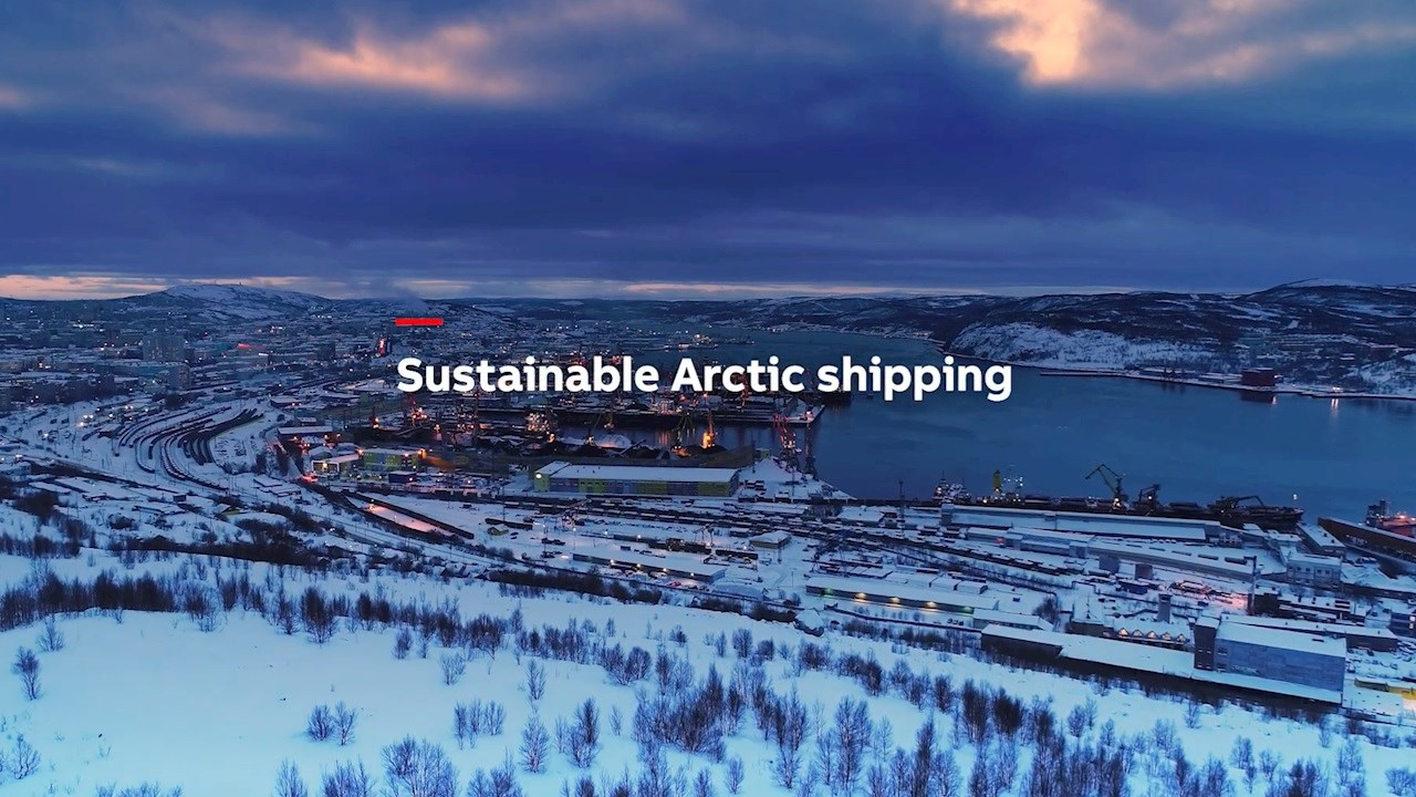 How ABB technology is supporting a sustainable future for Arctic shipping