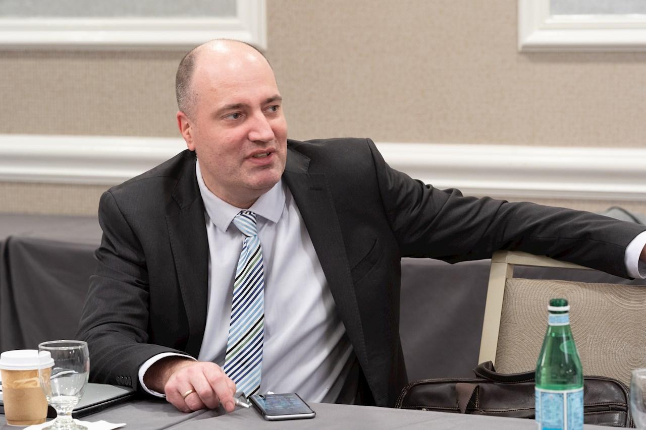 Allan Krogsgaard, Director of Business Development, DNV GL