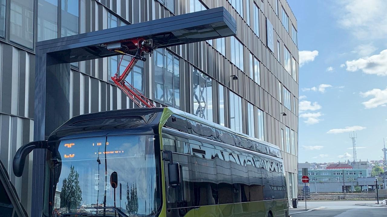 ABB, E-otobüslerle sürdürülebilir toplu taşımaya yön veriyor