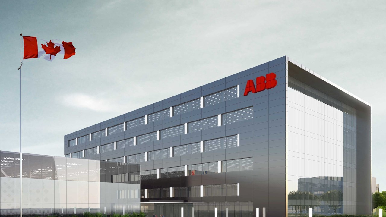 ABB ranks on Forbes Magazine's list of Canada's best employers in 2021