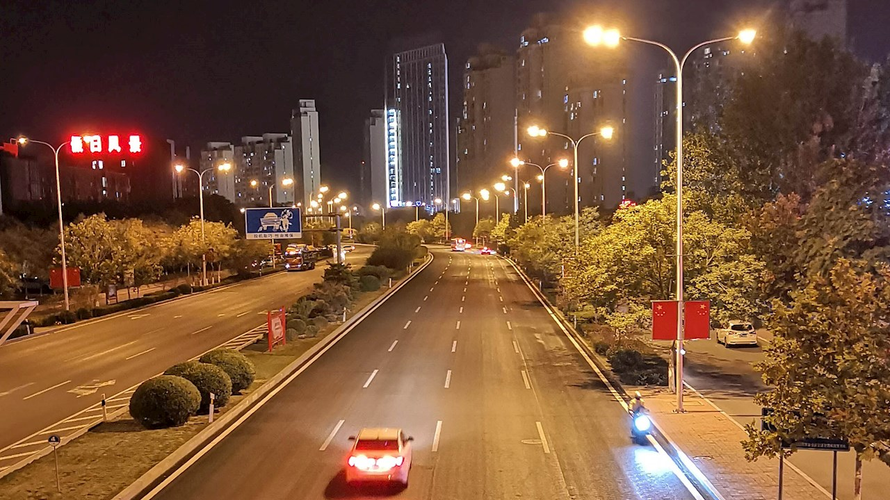 ABB power distribution solutions help upgrade the urban lighting infrastructure of Tianjin