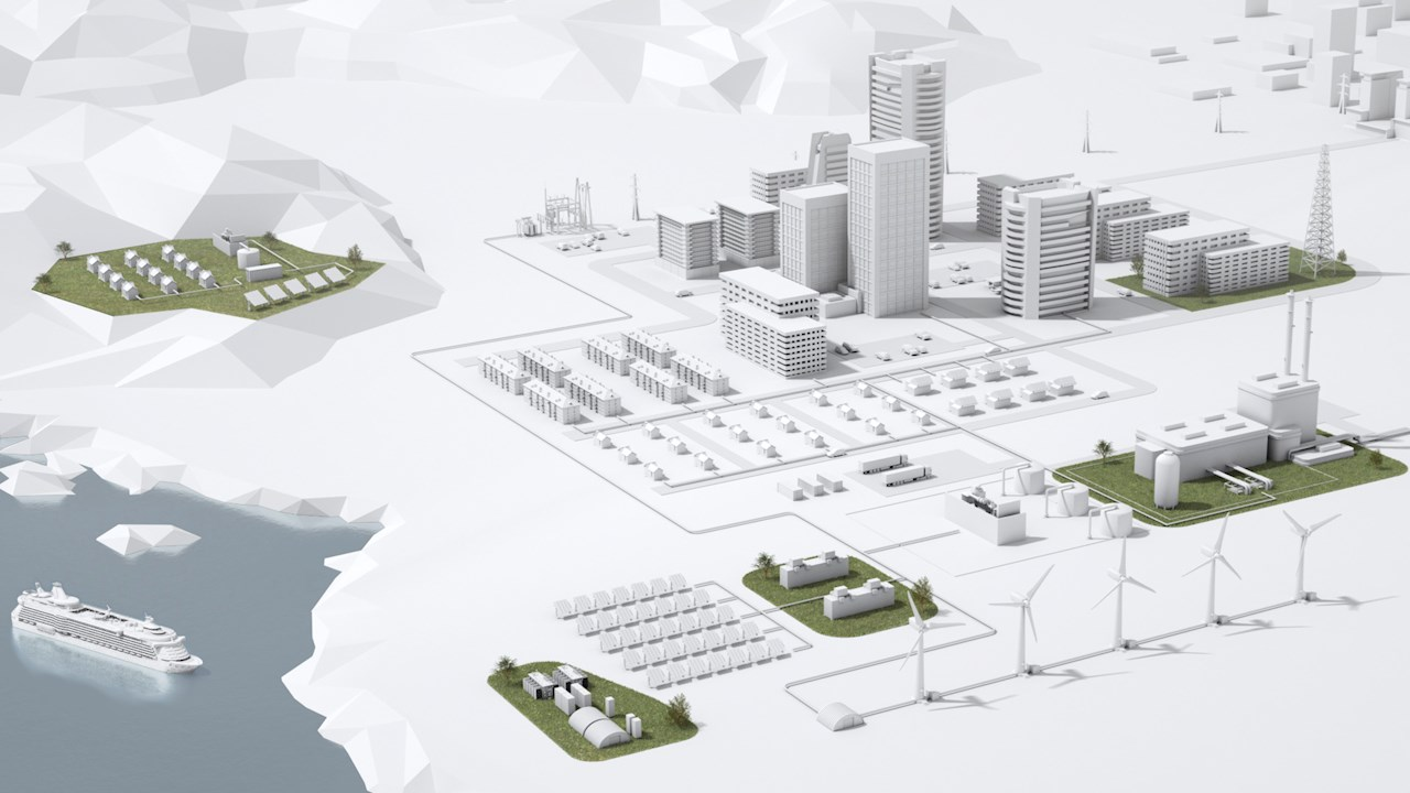 Collaborations with ABB accelerate microgrid developments