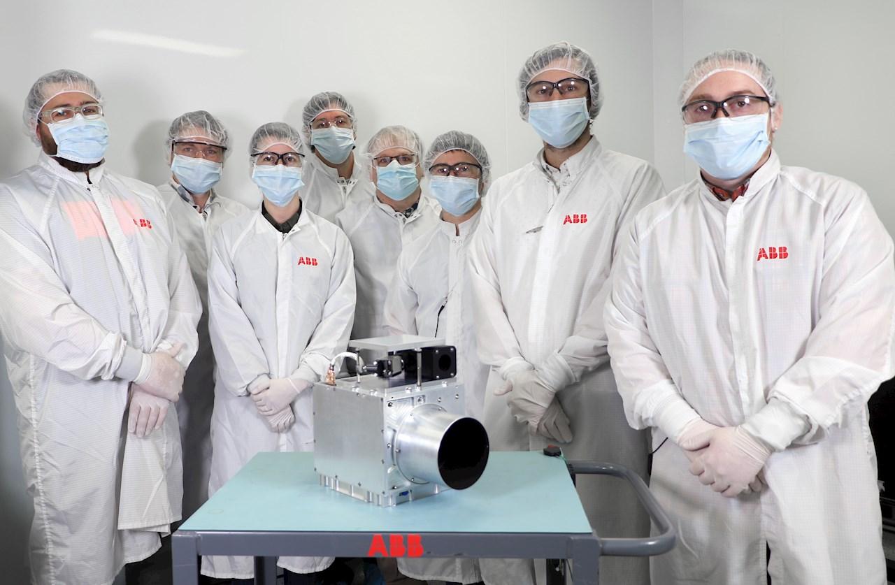 ABB und GHGSat arbeiten gemeinsam an einer bahnbrechenden Technologie zur Erkennung von Treibhausgasemissionen.