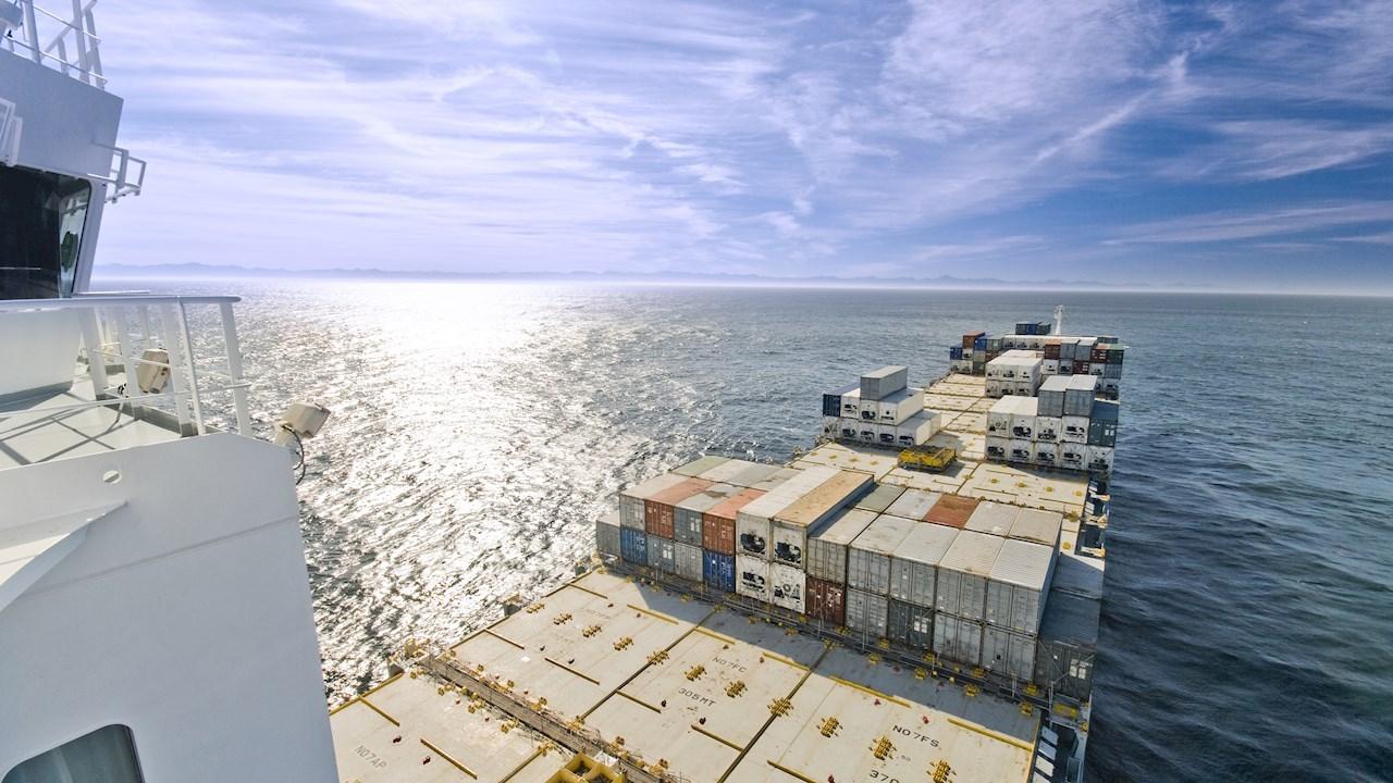 La nueva solución de monitorización de emisiones de ABB ayuda a la industria marítima a lograr los objetivos de descarbonización