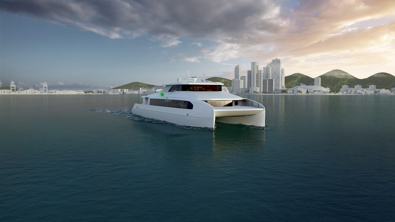 ABBは、釜山港湾公社初の全電動旅客フェリーのための完全な動力・推進ソリューションを提供するために、敏重工業造船所との契約を獲得しました