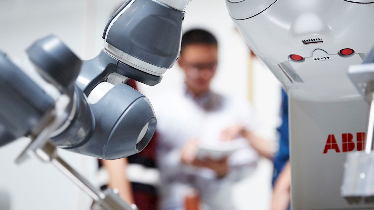ABB Robotics signs MoU with Astra Manufacturing Polytechnic (Polman Astra)