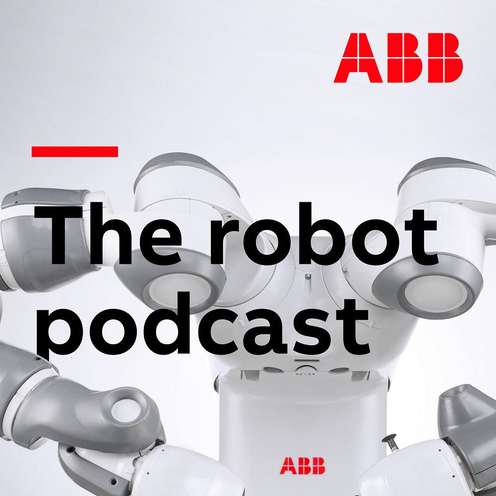 """Az ABB bemutatja """"A robot podcast"""" sorozatát, mellyel a robotika és az automatizálás izgalmas világát fedezhetjük fel"""