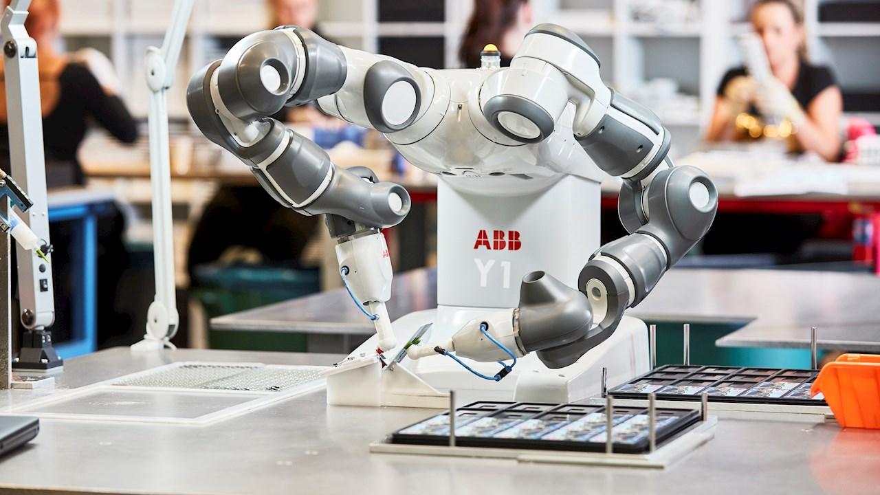 Robôs colaborativos já são realidade na Indústria 4.0