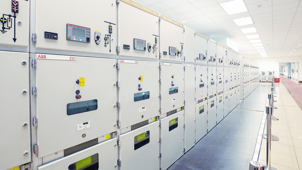 01 FLEMING project technology will improve the reliability of electrical equipment such as switchgear. Shown is ABB's IEC air-insulated UniGear ZS1 MV switchgear.