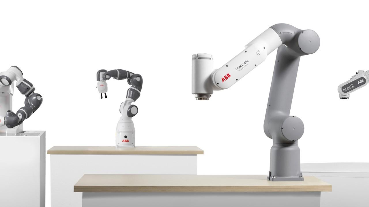 ABBは次世代協働ロボットを発売し、新たな分野や初めてのユーザのために、自動化を解き放ちます