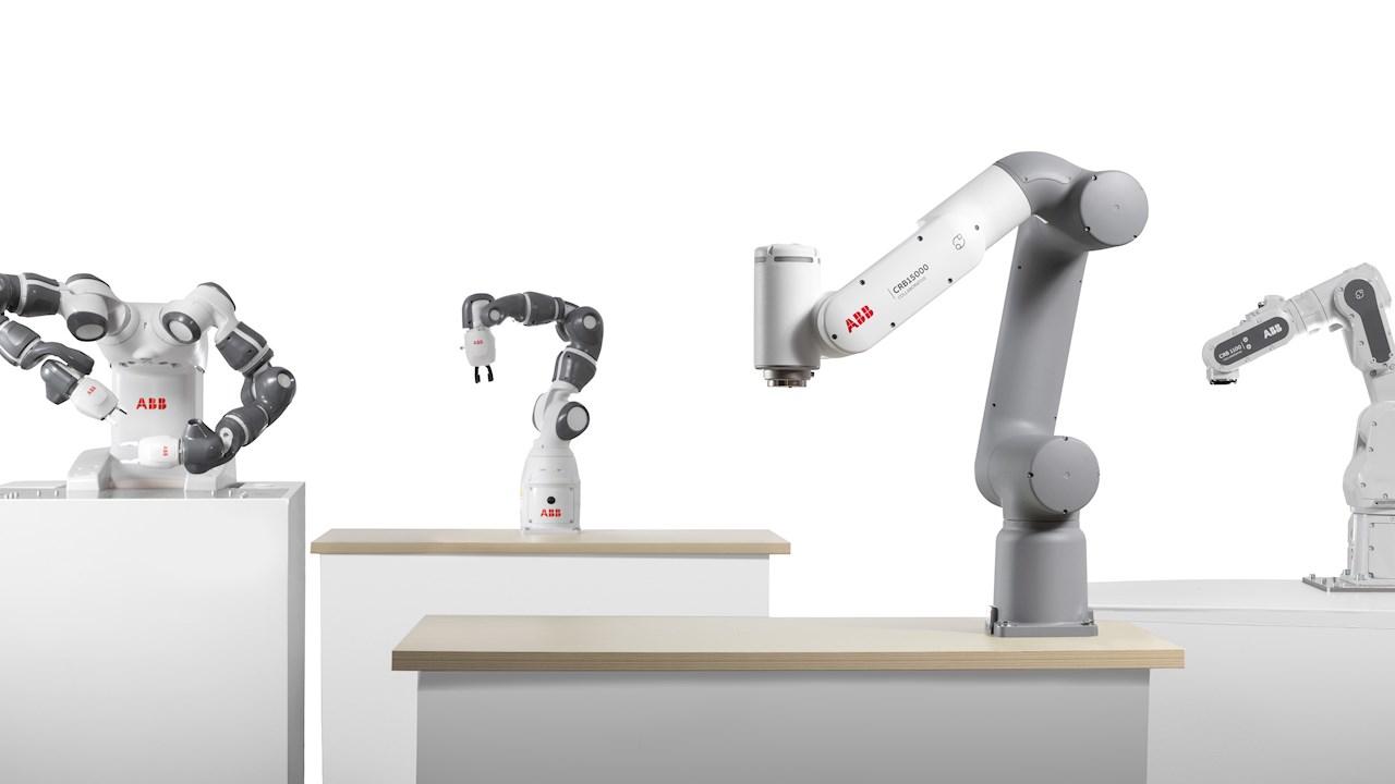 Neue Cobot-Generation: ABB ebnet neuen Branchen und Erstanwendern den Weg in die Automatisierung