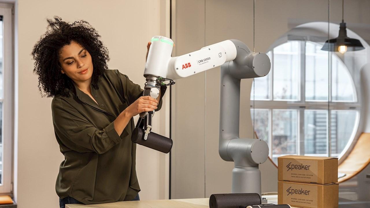 ABB lanza GoFa™, un cobot de mayor carga útil para tareas colaborativas de hasta 5kg