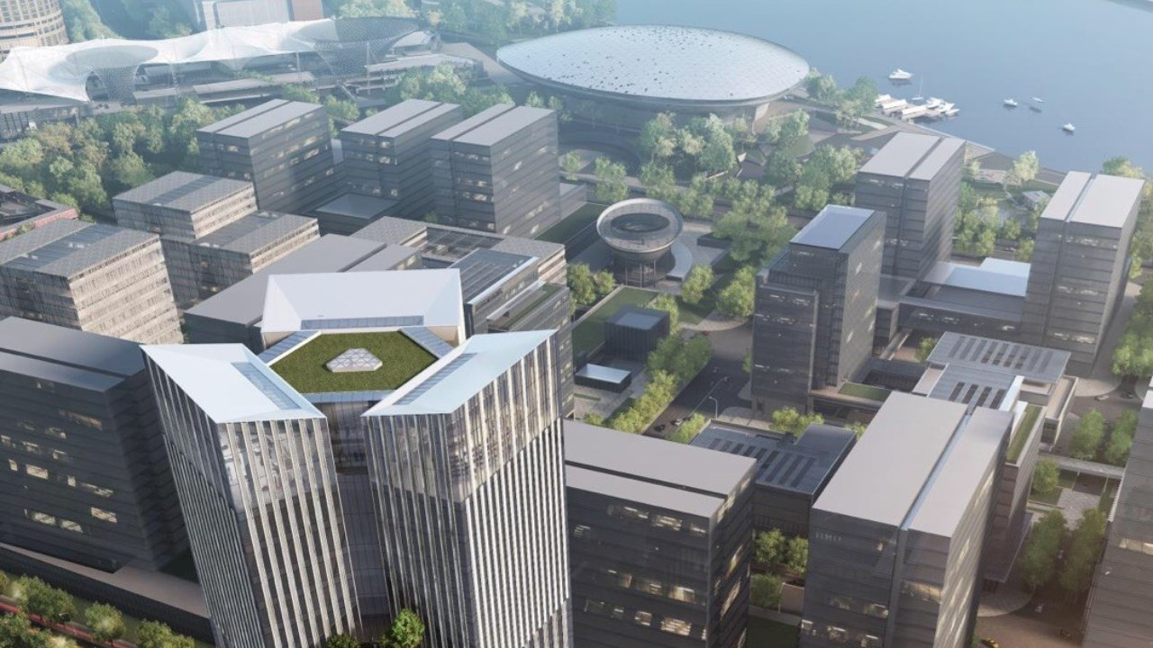 ABB curbs energy costs with intelligent control system for sustainable Shanghai bank