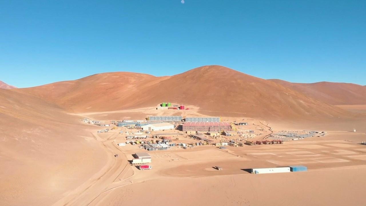 Minera Gold Fields adquiere solución ABB Integrada de Electrificación y Automatización para proyecto en Chile