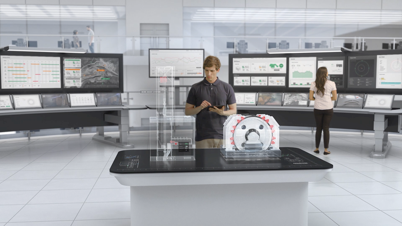 ABB Ability™ Performance Optimization for hoists will provide agile and secure remote support worldwide
