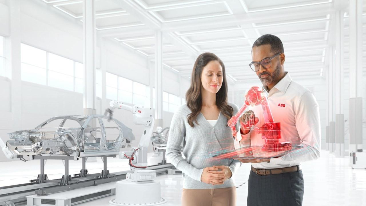 ABB é a empresa suíça número um para pedidos de patentes em 2020