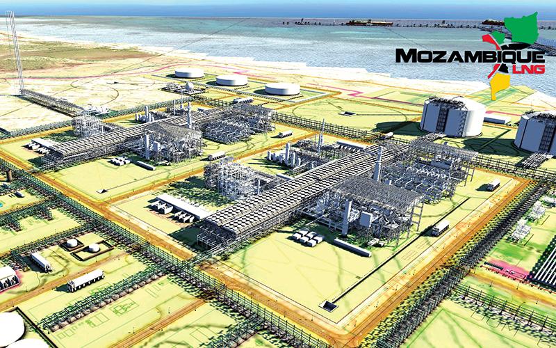 Image credit: Mozambique LNG