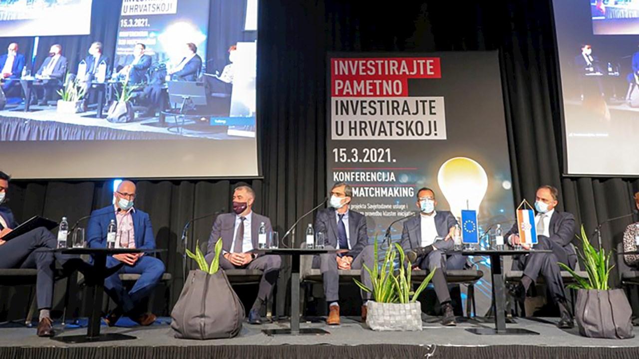 Damir Begović sudjelovao na konferenciji 'Investirajte pametno – Investirajte u Hrvatskoj' kao panelist u diskusiji 'Investicije u digitalizaciju'