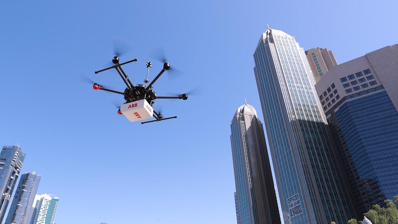 ABB presenta el sistema de medición de gases de efecto invernadero y detección de fugas más rápido y sensible del mundo basado en drones