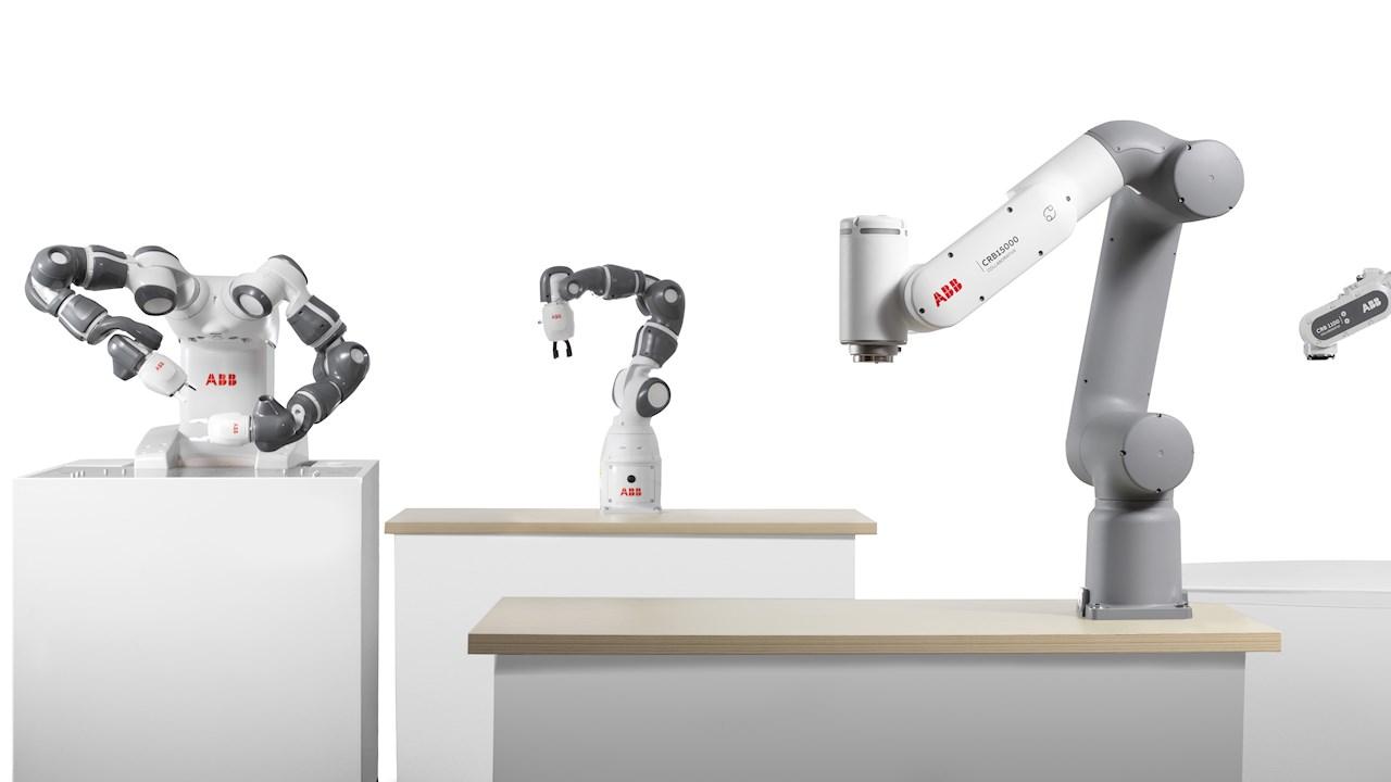 ABB lance une nouvelle génération de cobots pour rendre l'automatisation accessible à de nouveaux secteurs et utilisateurs