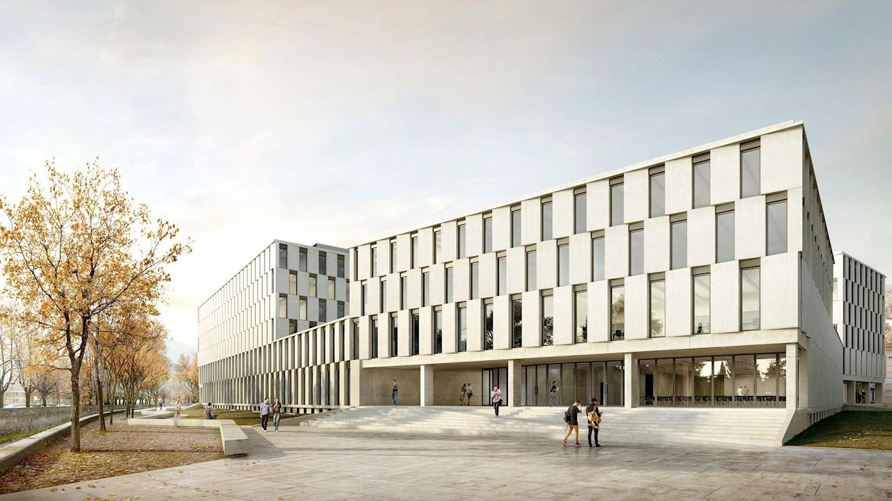 Il nuovo Campus Universitario a Lugano-Viganello si affida ad ABB per   la continuità della propria alimentazione elettrica