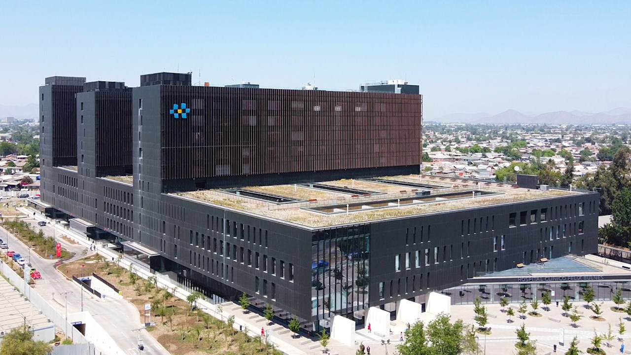 ABB secures critical power for state-of-the-art hospital in Chile