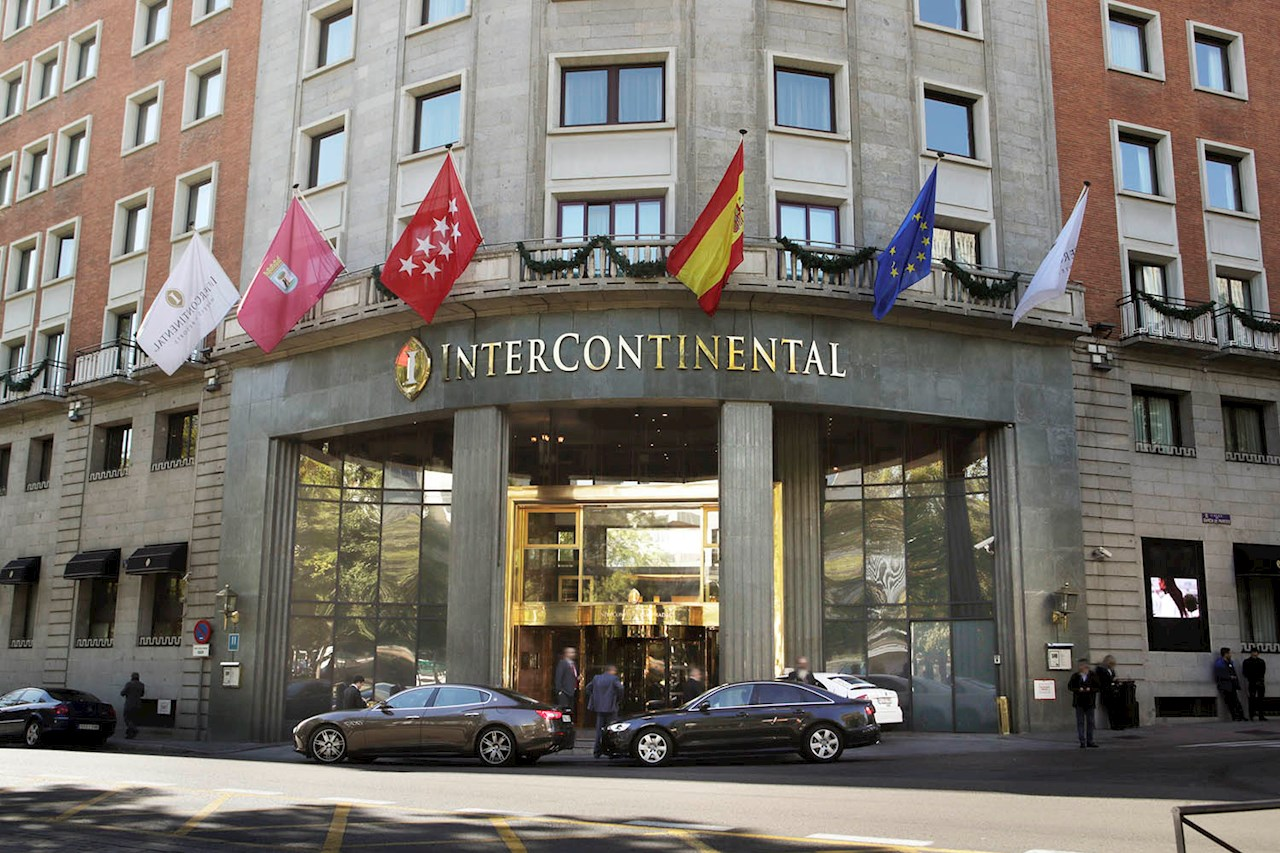 ABB's drives and high-efficiency motors have enabled the InterContinental Hotel Madrid to achieve energy savings of around 40 percent.