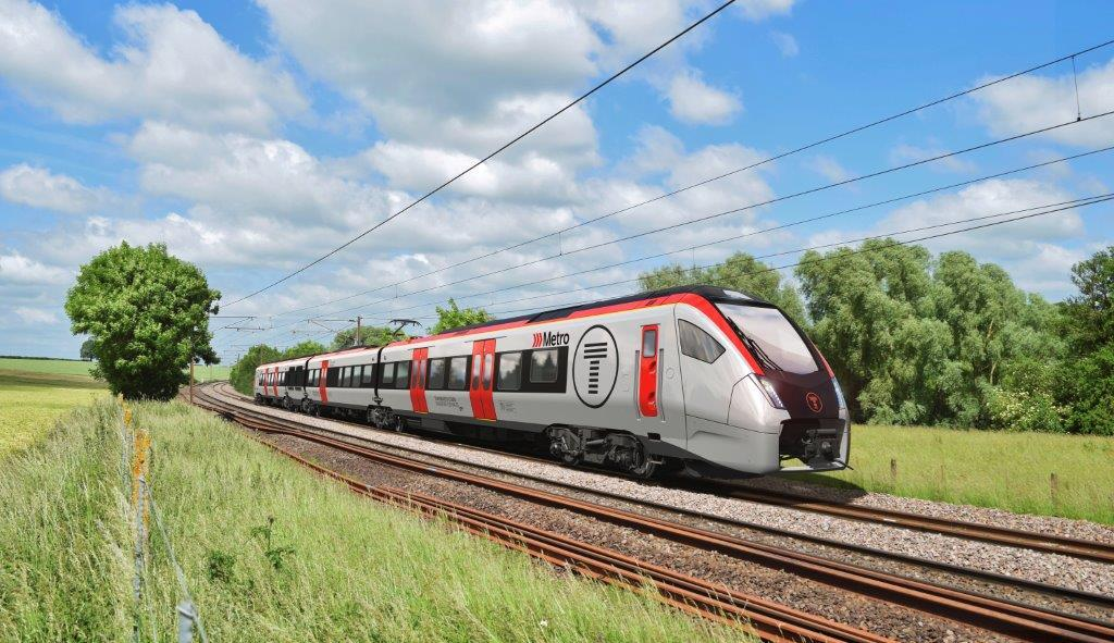 Lo trenes-tranvía CITYLINK, fabricados por la filial española de Stadler en Valencia con convertidores de tracción y sistemas de almacenamiento de energía, ayudarán a reducir las emisiones en Cardiff (Gales) y sus alrededores